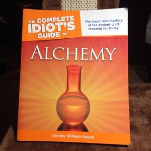 The complete idiots guide to alchemy book